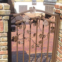 Courtyard Fencing Sacramento
